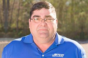 Bob Gruber, Heavy Haul Manager