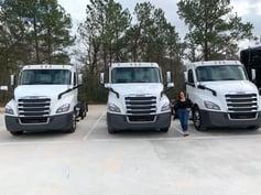 New Light Weight Trucks 2.3.2020