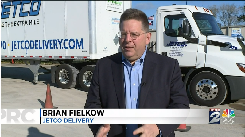 CEO Brian Fielkow Talks Autonomous Vehicles with Channel 2