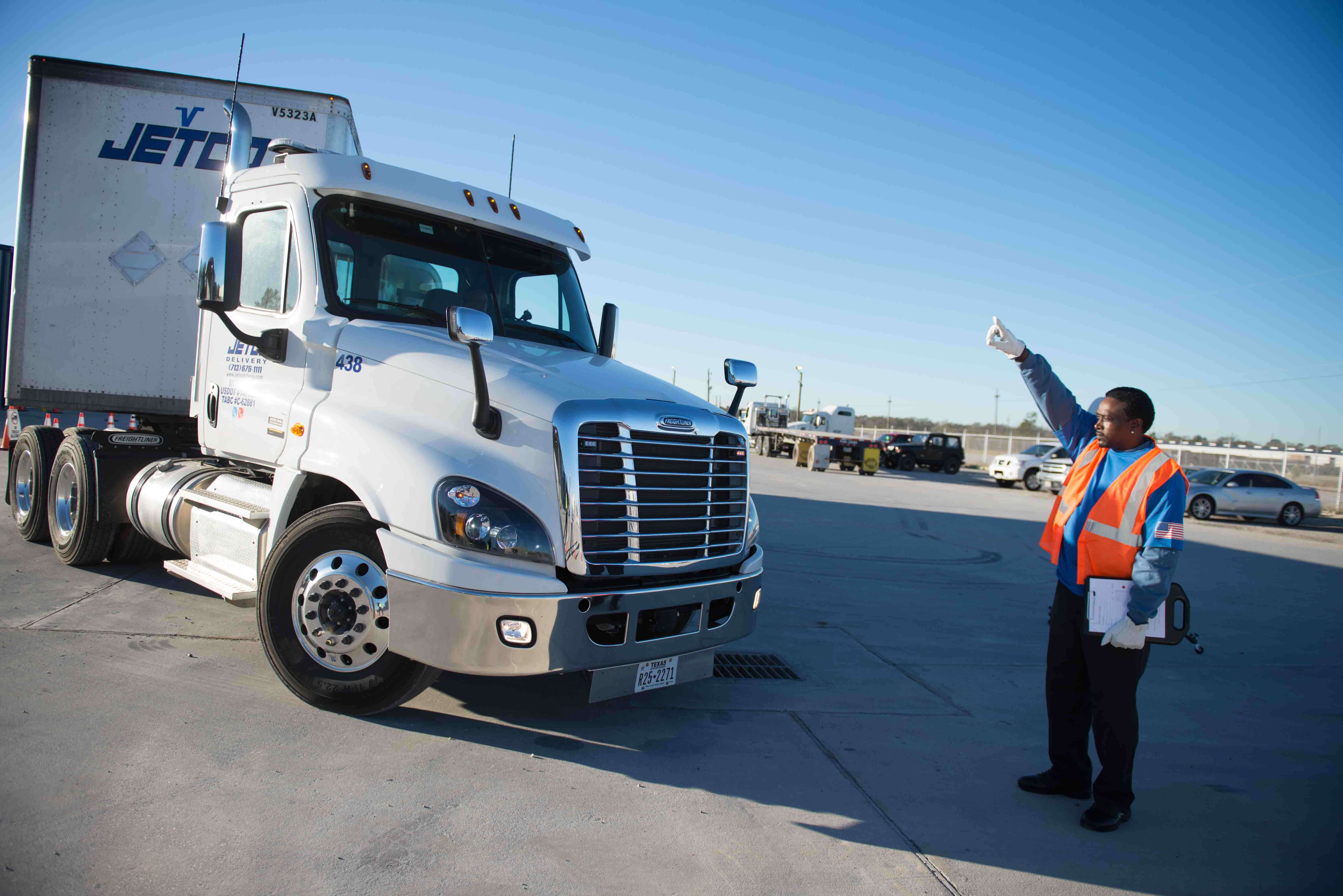 Meet Anthony Kelley, Warehouse and Yard Manager