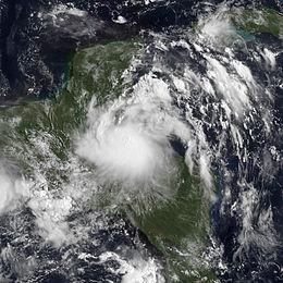 Preparing for Tropical Storm Harvey