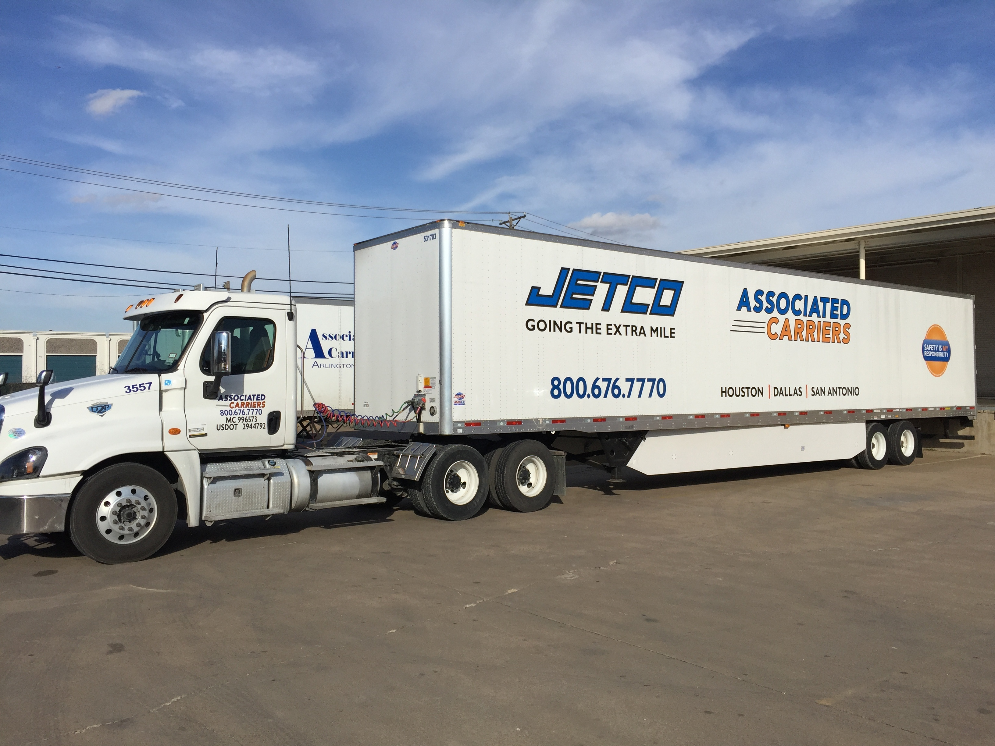 Associated Carriers Joins the Jetco Family