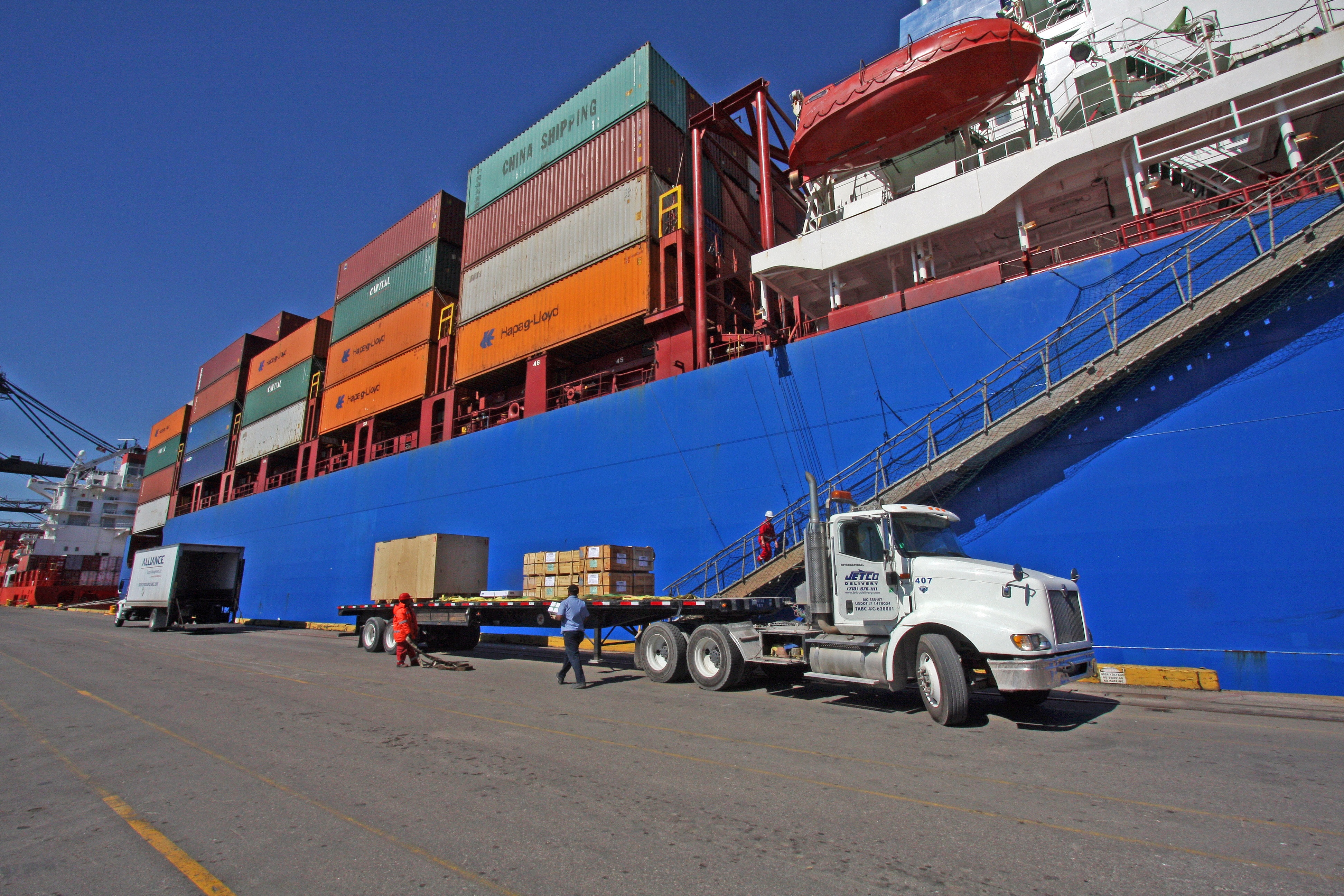New International Container Weight Rules