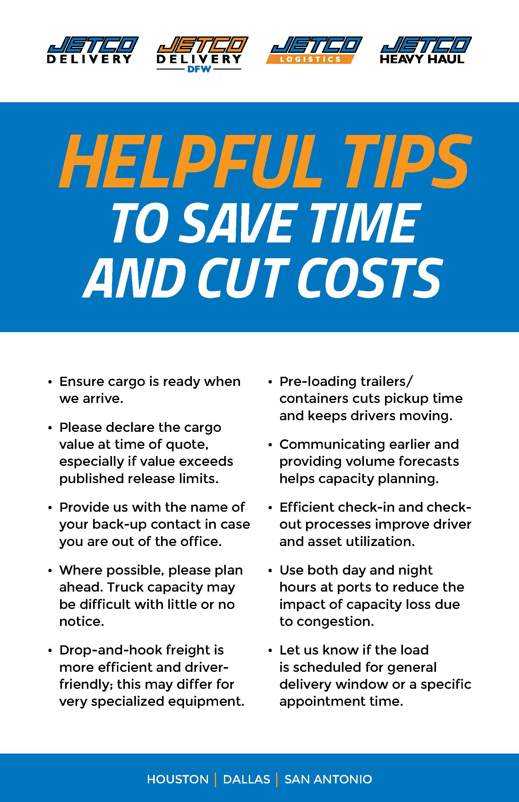 JET_HelpfulTips_SaveCosts_110717