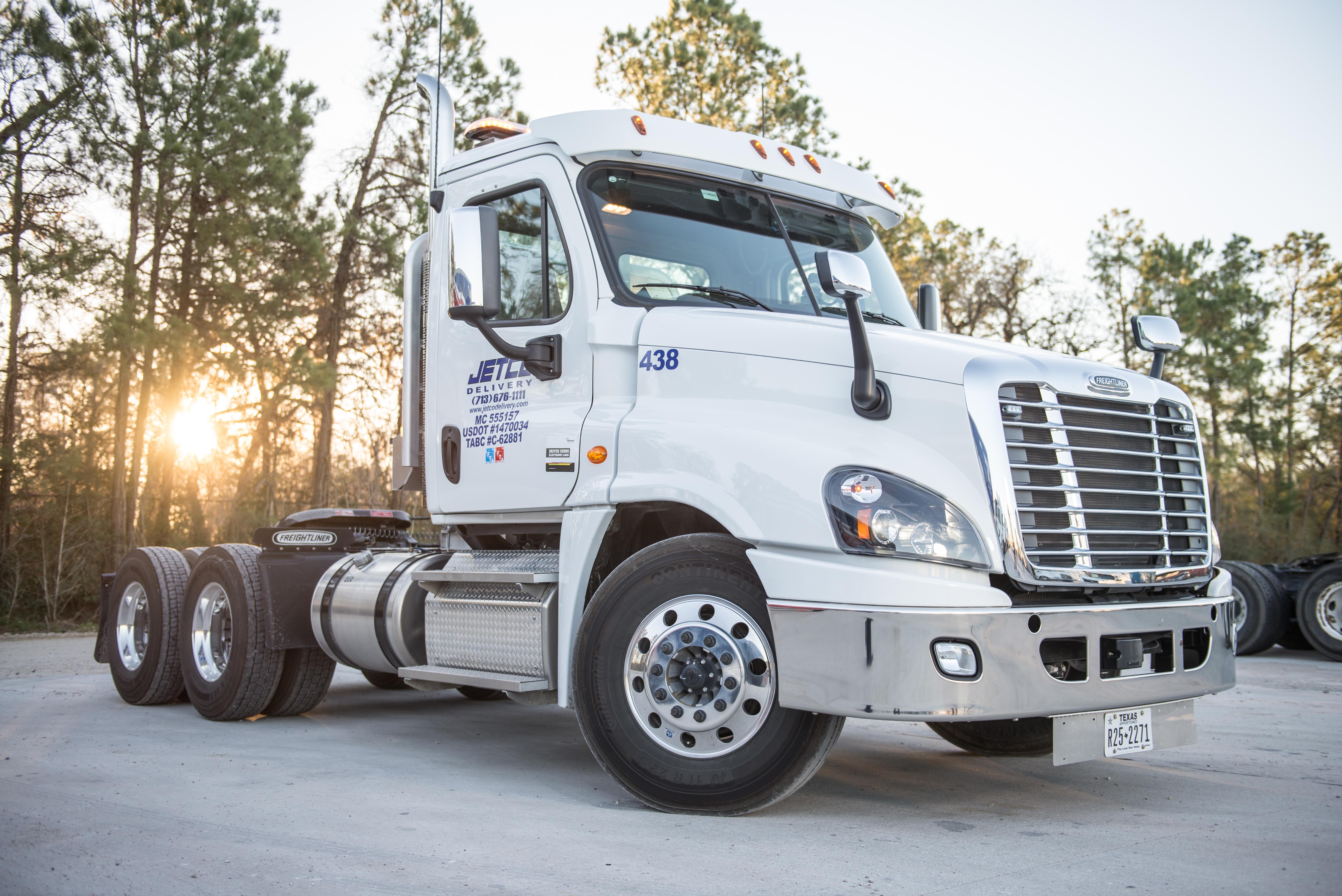 The Trucking Capacity Crunch