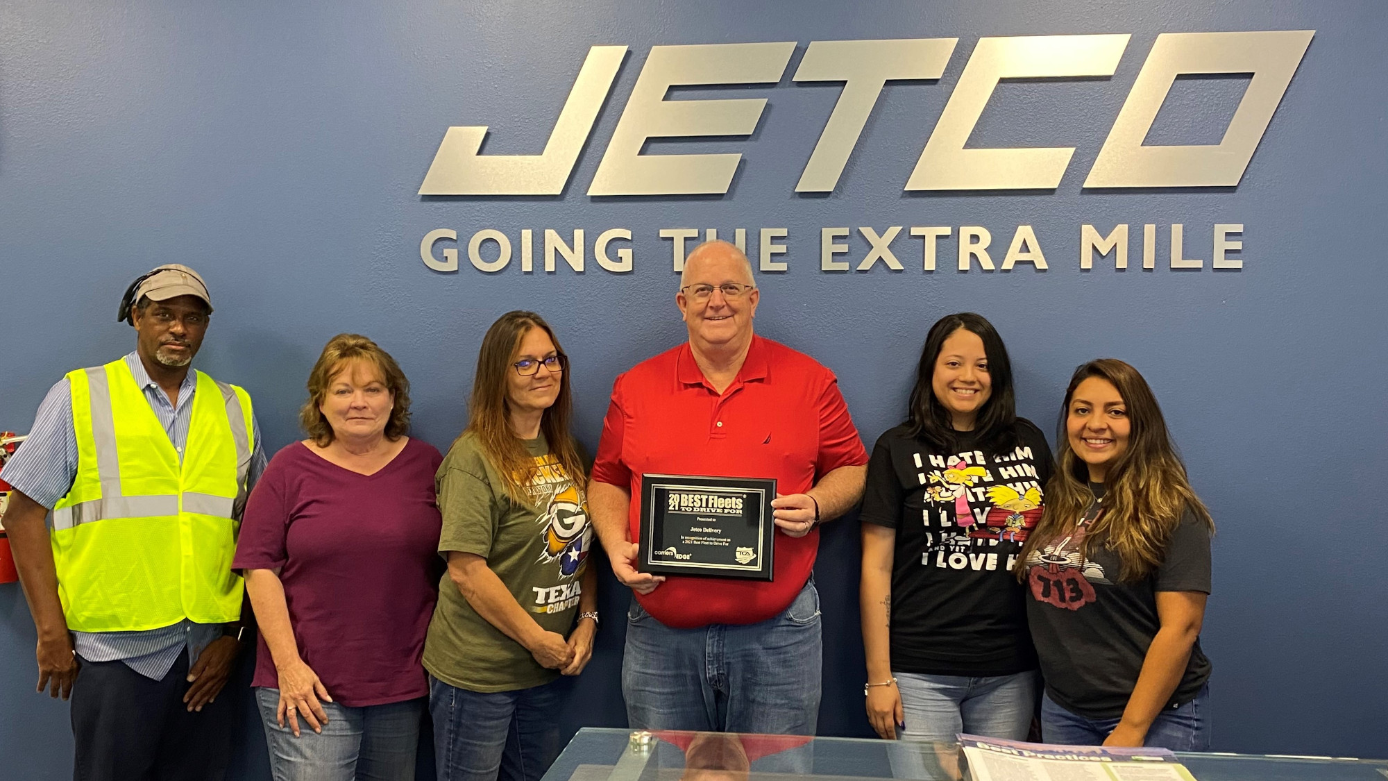 FreightWaves Highlights Jetco As A Best Fleet To Drive For