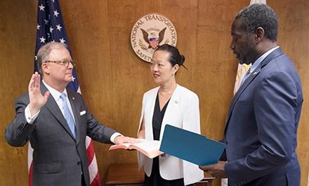 Robert Sumwalt Appointed NTSB Chairman