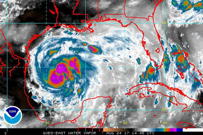 Breaking News: Port of Houston Closes in Preparation for Hurricane Harvey